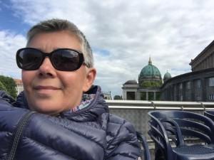 Berlin von der Wasserseite aus sehen und den Wind um die Nase wehen lassen