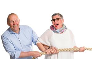 Nicole & Dr. Detlef Schönherr begleiten